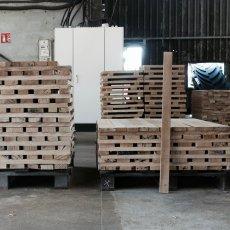 Empilage des bois